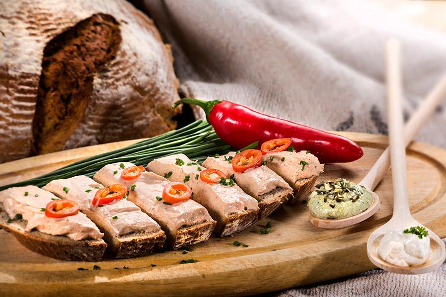 Food Fotografie Aufstrich